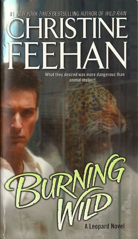 Burning Wild (Leopard People #2)