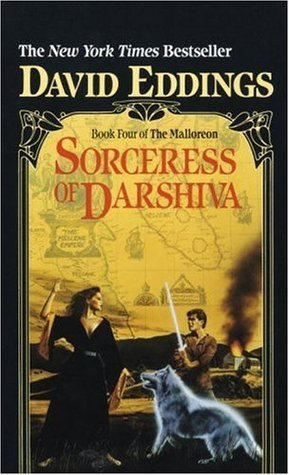 Sorceress of Darshiva (The Malloreon, #4)