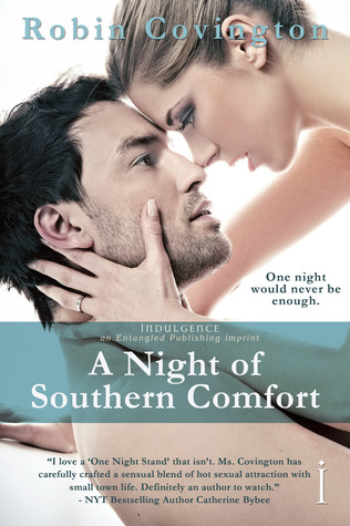 A Night of Southern Comfort by Robin Covington