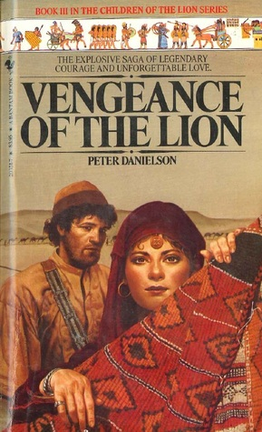Vengeance of the Lion by Peter Danielson