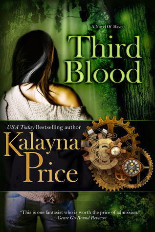 Third Blood (Haven, #3)