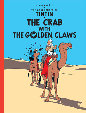 The Crab With The Golden Claws(Tintin 9)