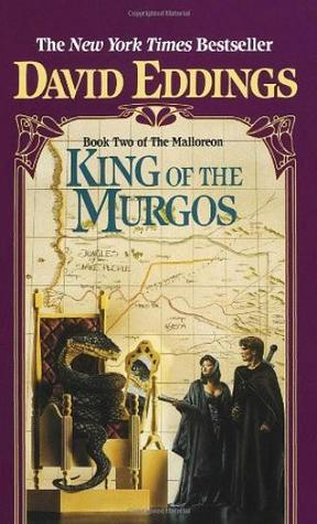 King of the Murgos (The Malloreon, #2) por David Eddings