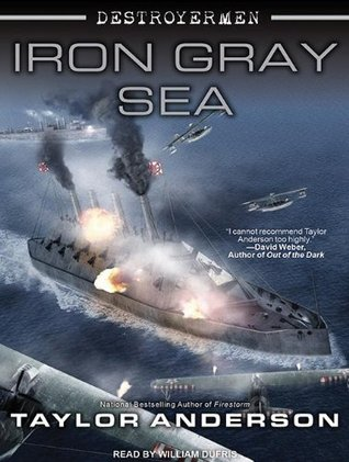 Iron Gray Sea by Taylor Anderson