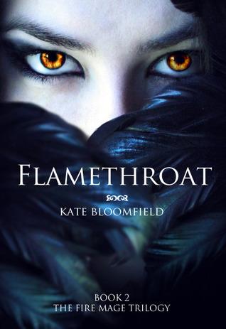 Flamethroat (Fire Mage, #2)