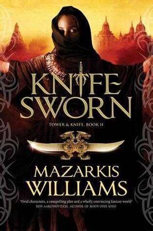 Knife Sworn by Mazarkis Williams