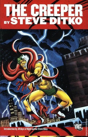 The Creeper by Steve Ditko