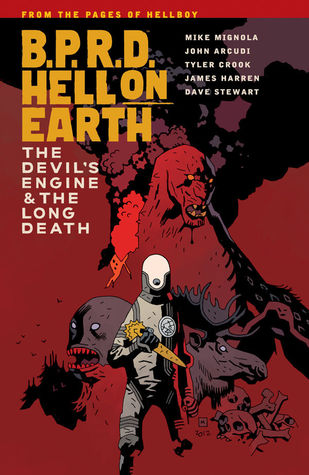 B.P.R.D. Hell on Earth, Vol. 4 by Mike Mignola