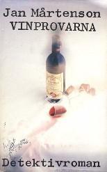 Vinprovarna (Homan, #7)