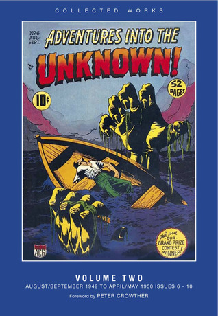 ACG Collected Works: Adventures Into The Unknown, Vol. 2