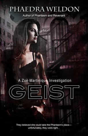 Geist by Phaedra Weldon