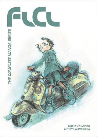 FLCL Omnibus by Gainax