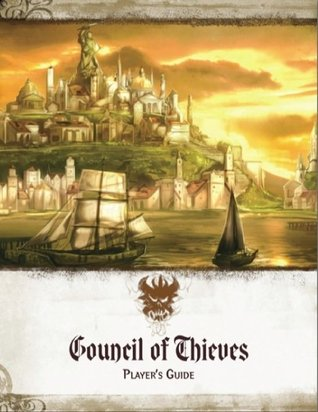 Pathfinder Adventure Path: Council of Thieves Player's Guide