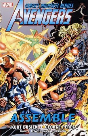 Avengers Assemble, Vol. 2 by Kurt Busiek