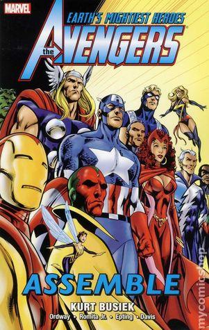 Avengers Assemble, Vol. 4 by Kurt Busiek