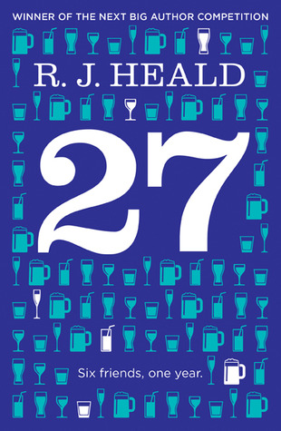 27 (Twenty-Seven) by R.J. Heald