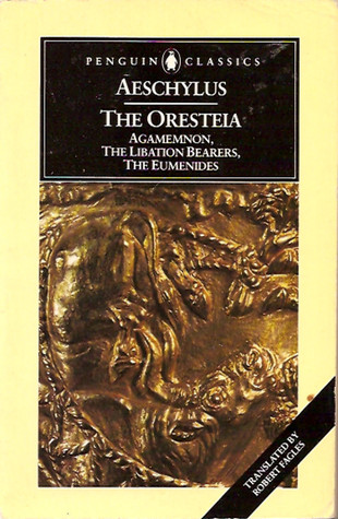 an analysis of the progression towards light in oresteia by aeschylus Progression towards light aeschylus' use of darkness and light as a consistent image in the oresteia depicts a progression from evil to goodness, disorder to order.