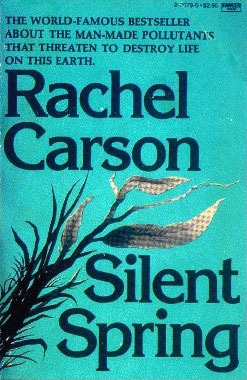 rachel carson s silent spring threat of Silent spring chapter 9 summary rachel carson which poses a threat to rachel carson's book silent spring impacted america by raising awareness and.