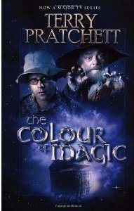 The Colour of Magic / The Light Fantastic by Terry Pratchett