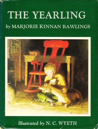 Ebook Yearling by Marjorie Kinnan Rawlings TXT!