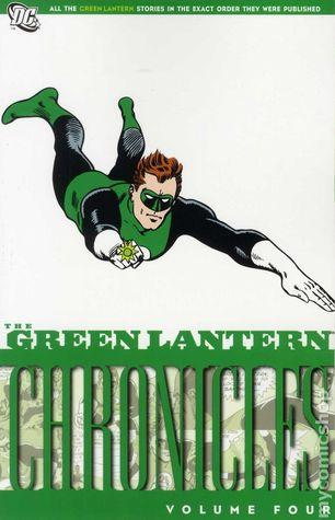 The Green Lantern Chronicles, Vol. 4