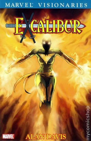 Excalibur Visionaries: Alan Davis, Vol. 3
