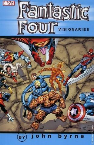 Ebook Fantastic Four Visionaries: John Byrne, Vol. 2 by John Byrne DOC!