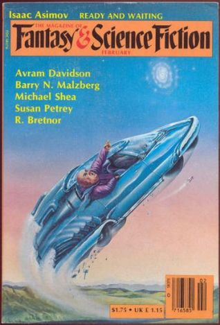 The Magazine of Fantasy and Science Fiction, February 1983 (The Magazine of Fantasy & Science Fiction, #381)