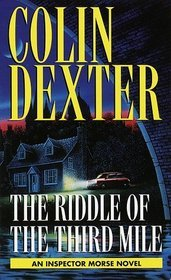 The Riddle of the Third Mile by Colin Dexter