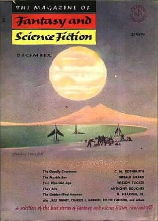The Magazine of Fantasy and Science Fiction, December 1952 (The Magazine of Fantasy & Science Fiction, #19)