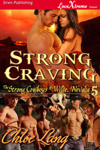 Ebook Strong Craving by Chloe Lang PDF!