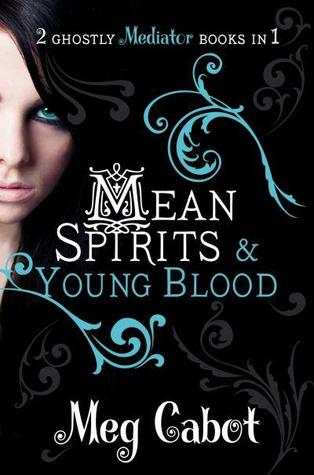 Mean Spirits / Young Blood by Meg Cabot