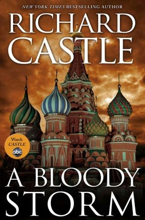 Image result for a bloody storm richard castle