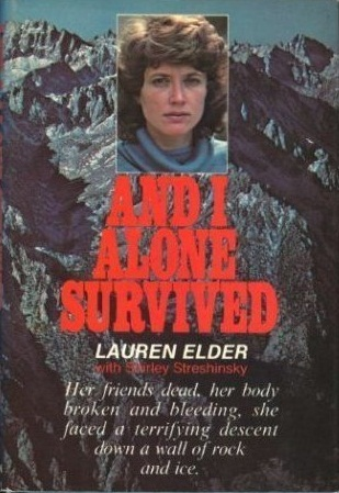 And I Alone Survived by Lauren Elder