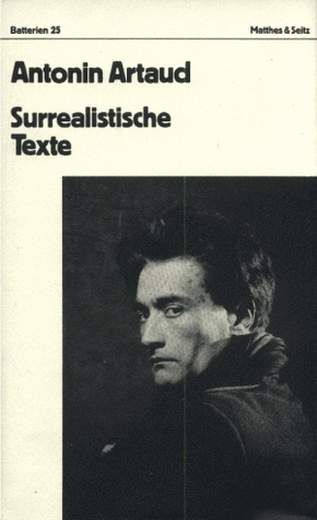 Surrealistische Texte. Briefe