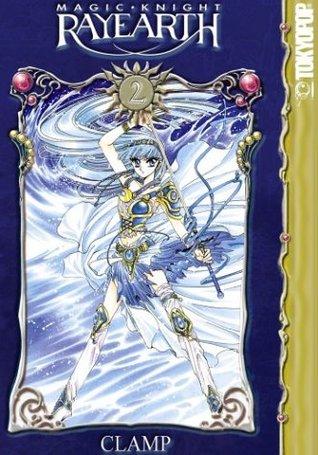Magic Knight Rayearth I, Vol. 2 by CLAMP