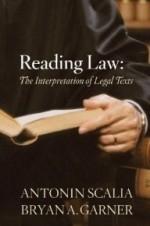 Reading Law: The Interpretation of Legal Texts EPUB
