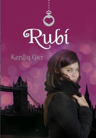 Reseña #56: Rubí (Piedras preciosas, #1) - Kerstin Gier
