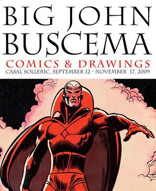 big-john-buscema-comics-drawings