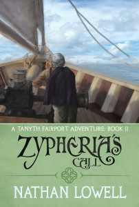 Zypheria's call (Tanyth Fairport, #2)