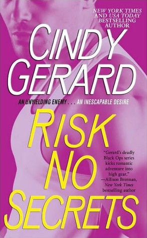 Risk No Secrets (Black Ops Inc., #5)