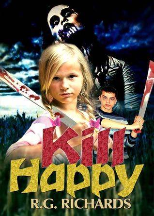 Kill Happy (Zora Baker, #3)