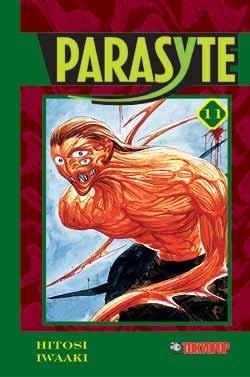 Parasyte Volume