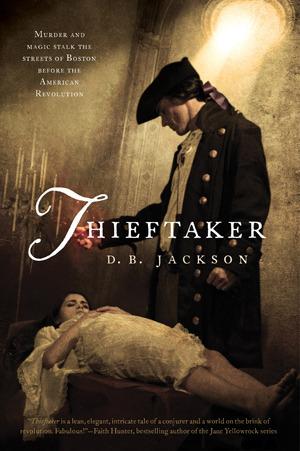 Thieftaker(Thieftaker Chronicles 1)