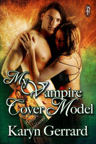 My Vampire Cover Model by Karyn Gerrard