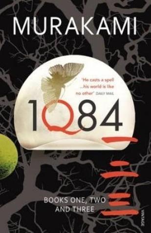 1Q84 (1Q84 #1-3) by Haruki Murakami