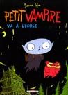 Petit Vampire va à l'école by Joann Sfar