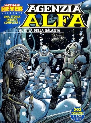 Agenzia Alfa n. 5: Al di là della galassia