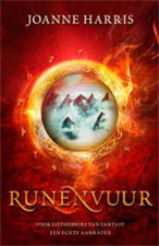 Runenvuur by Joanne Harris