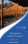 Montana's Feisty Cowgirl (Modern Romance)